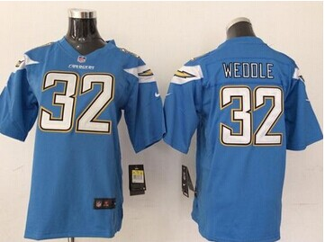 Top Youth NFL San Diego Chargers #22 Jason Verrett Blue Jersey on sale